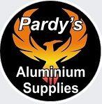 Pardys aluminium